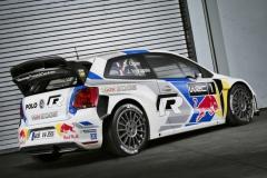 Volkswagen Polo R WRC: do sezony 2014 s novým zbarvením