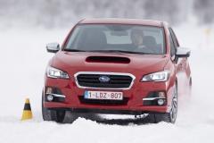 Se Subaru v království sněhu