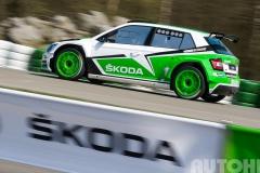 Škoda Fabia R5 na vlastní kůži: R jako rallye