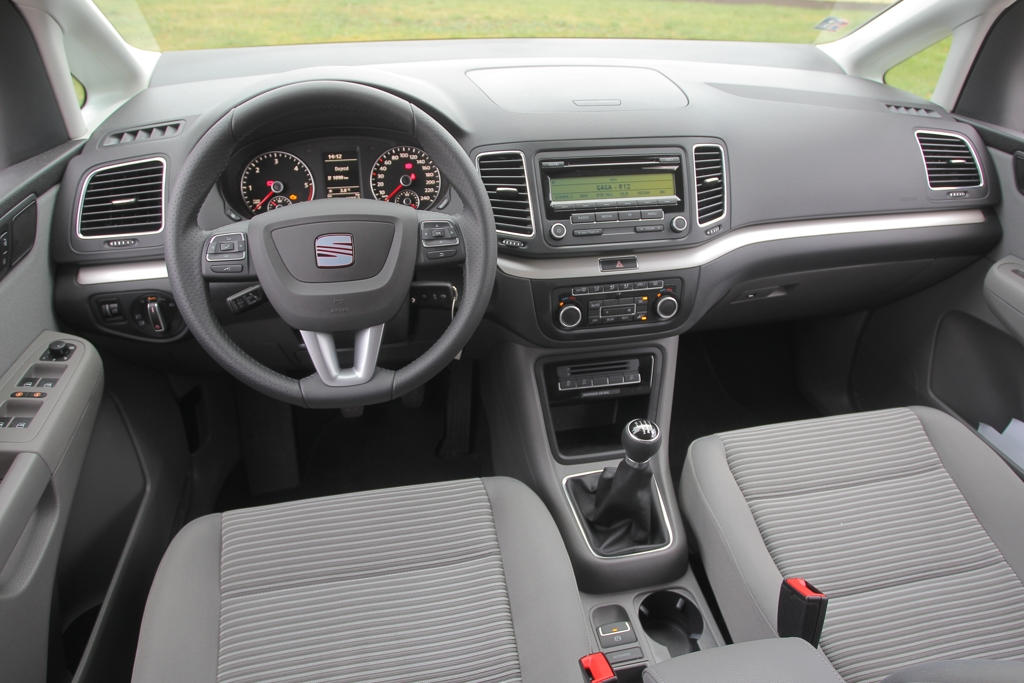 seat alhambra 2 0 tdi style autohit. Black Bedroom Furniture Sets. Home Design Ideas