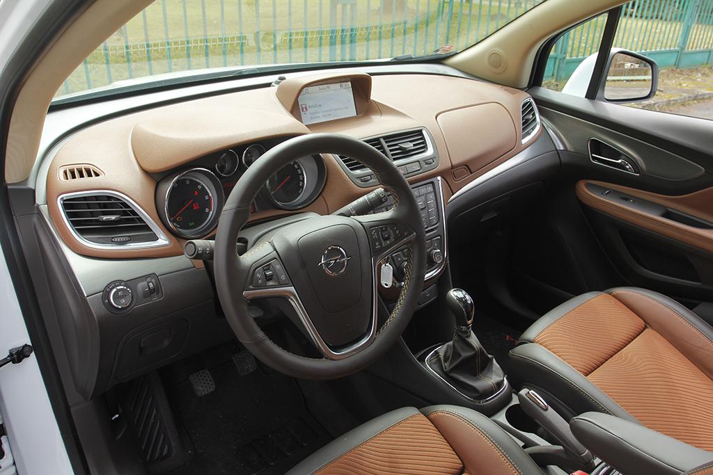 Automobily Opel Mokka 1.7 CDTI 4x4 Cosmo