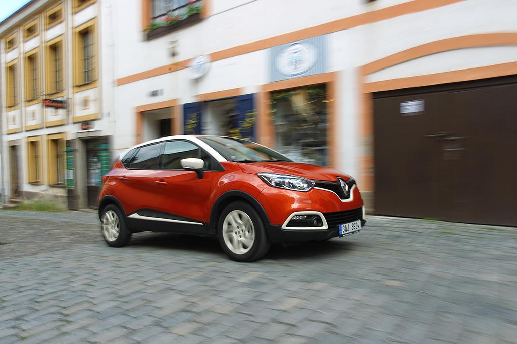 Automobily Renault Captur 1.5 dCi Dynamique