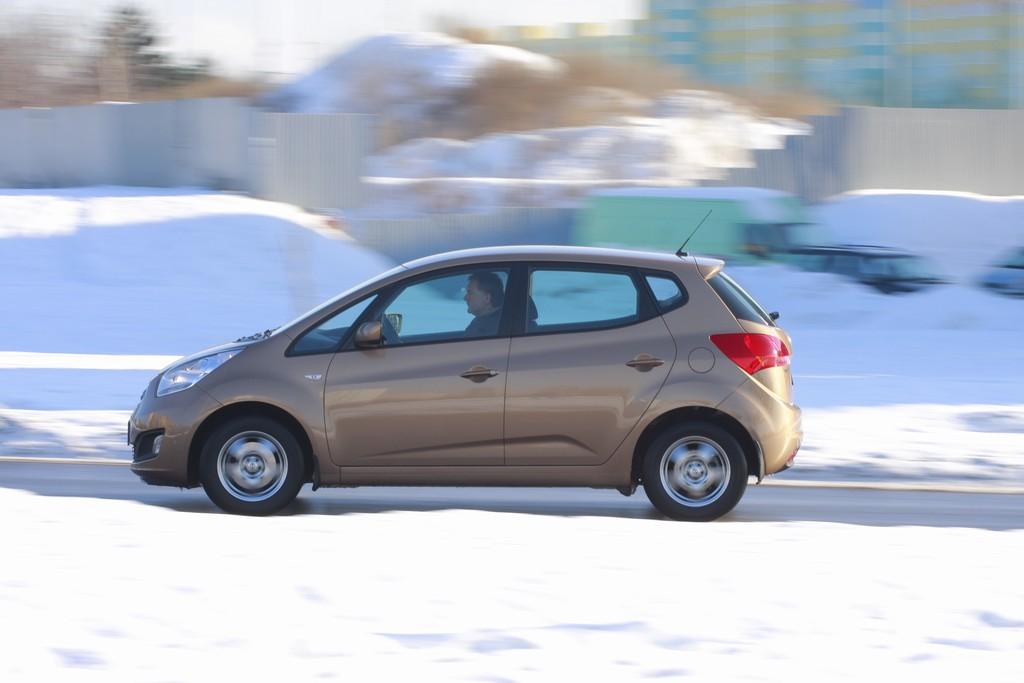 Automobily Kia Venga 1.4 CRDi Comfort