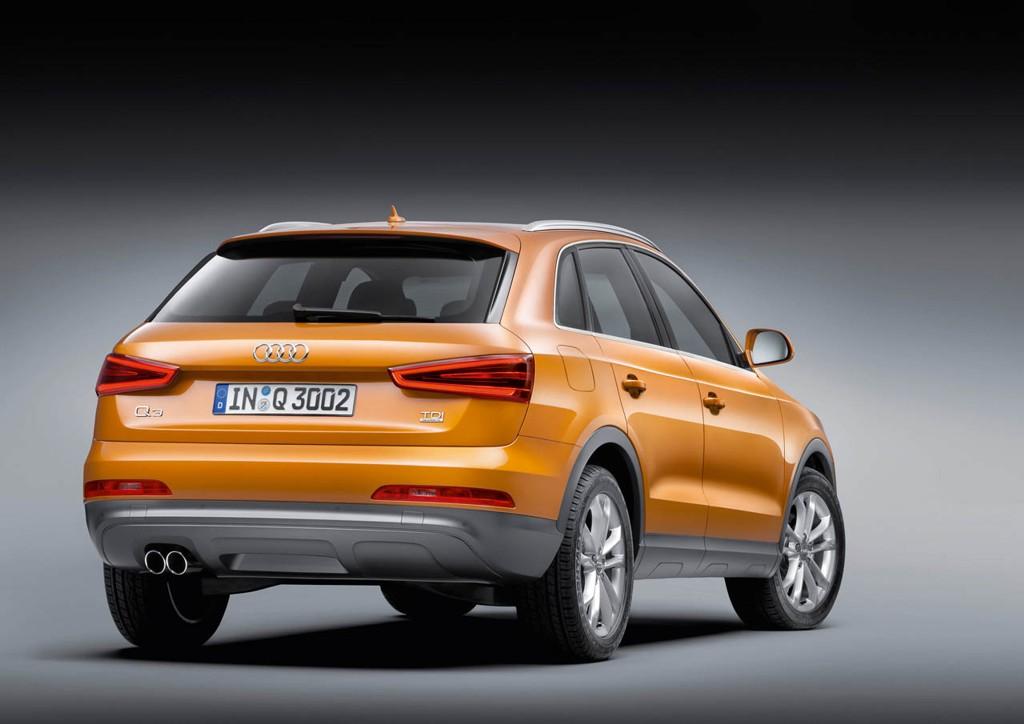 Automobily Audi Q3 2011