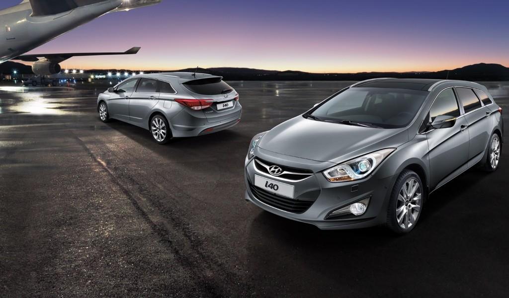 Automobily Hyundai i40 kombi 2011