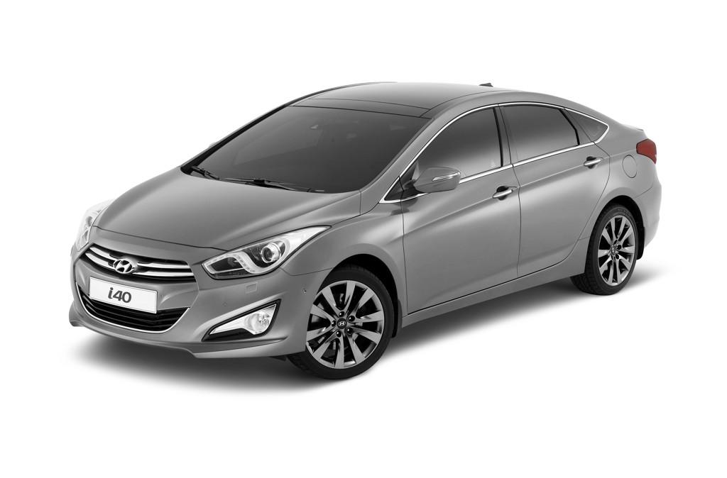 Automobily Hyundai i40 sedan 2011