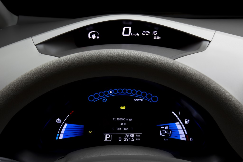 Automobily Nissan Leaf 2011