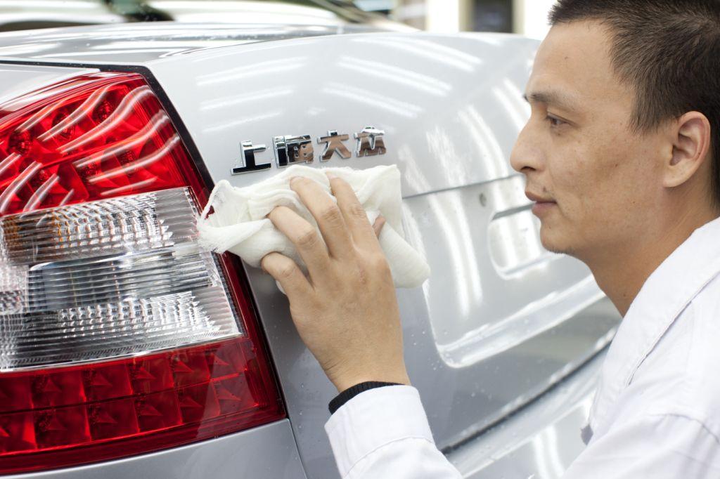 Automobily Škoda výroba v Číně 2011