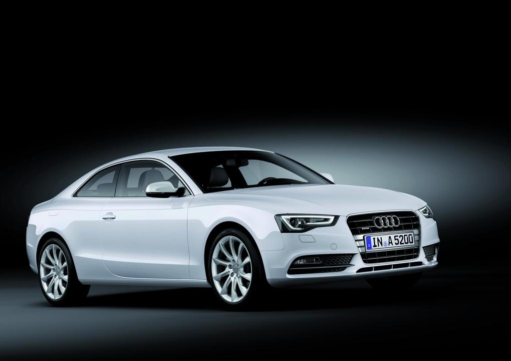 Automobily Audi A5 modernizace 2011