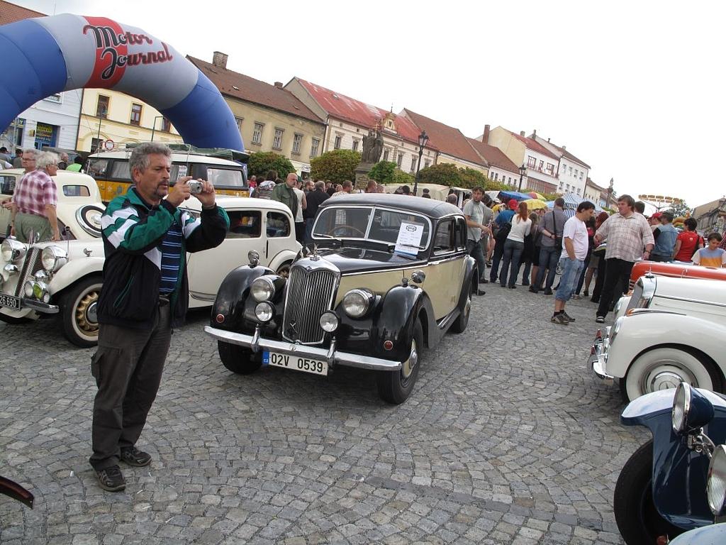 Události Memoriál Františka Proseckého seniora 2011