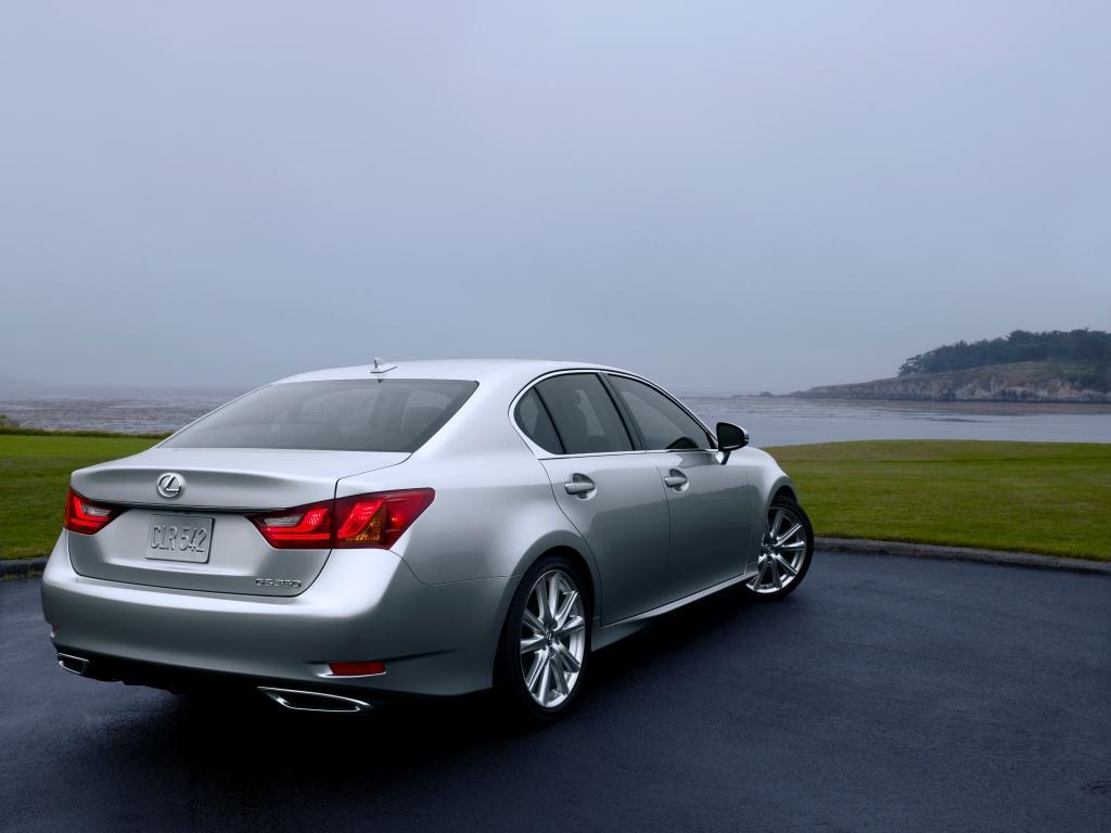Automobily Lexus GS 2011