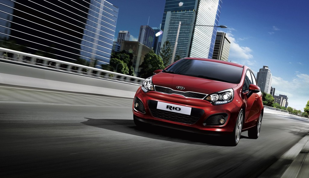 Automobily Kia Rio začátek prodeje 2011