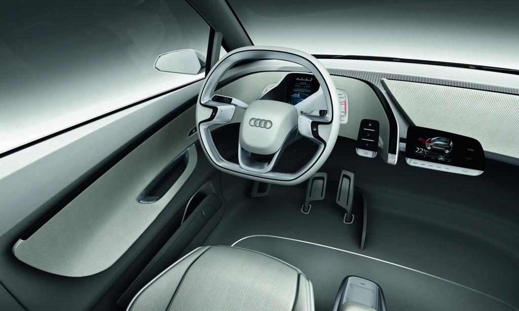 Automobily Audi A2 concept 2011