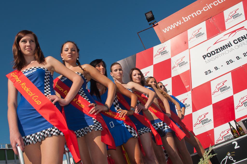 Závody Podzimní cena Brna 2011