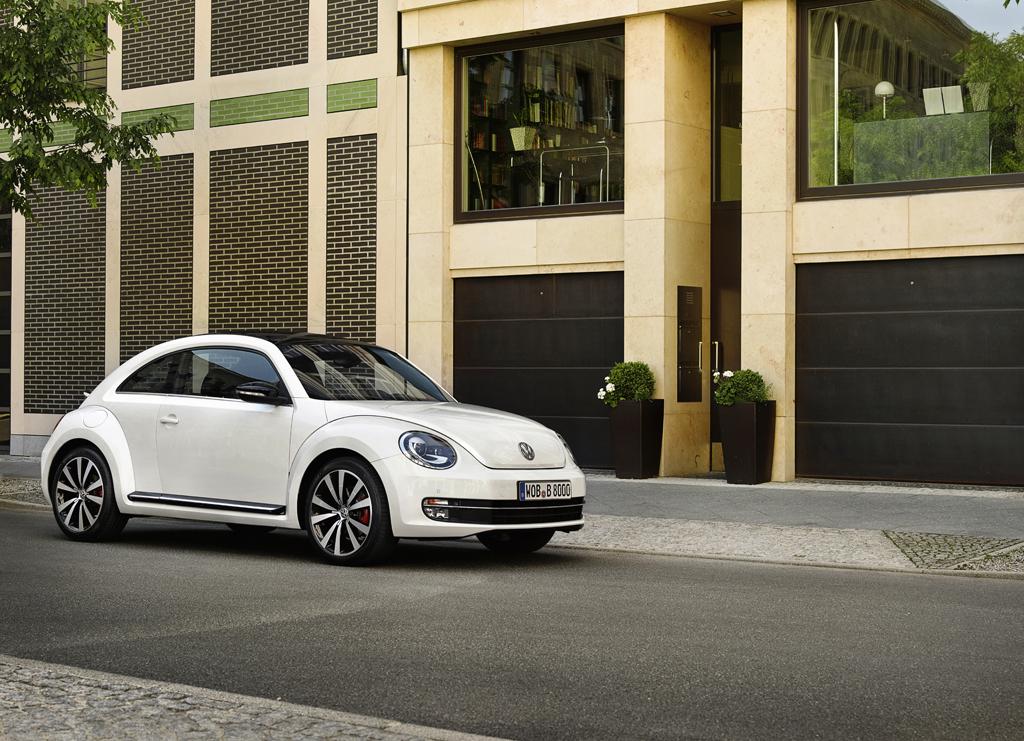 Automobily Volkswagen Beetle zacatek prodeje 2011