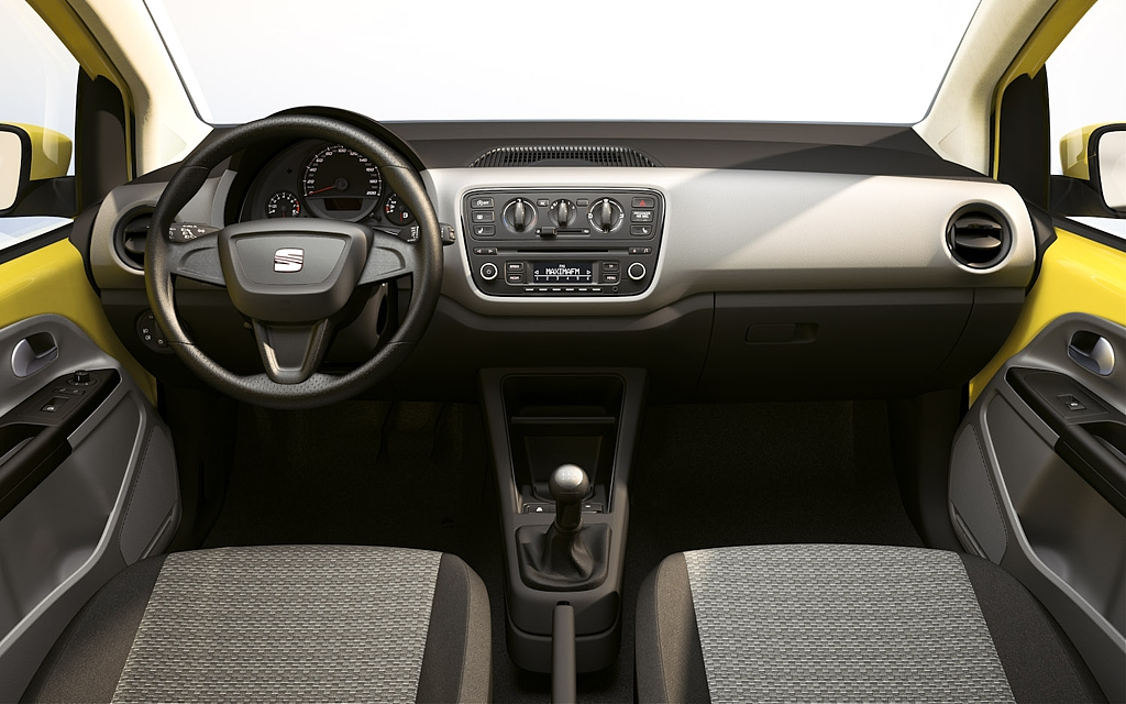 Automobily Seat Mii