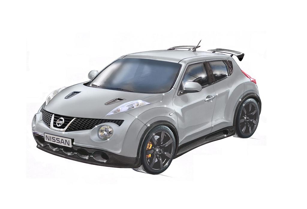 Automobily Nissan Juke-R Concept