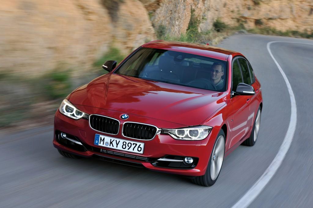 Automobily BMW 3 2011