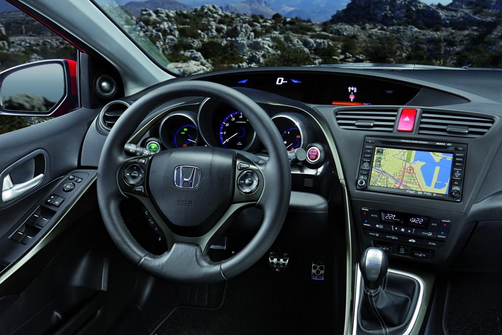 Automobily Honda Civic bližší info 2011