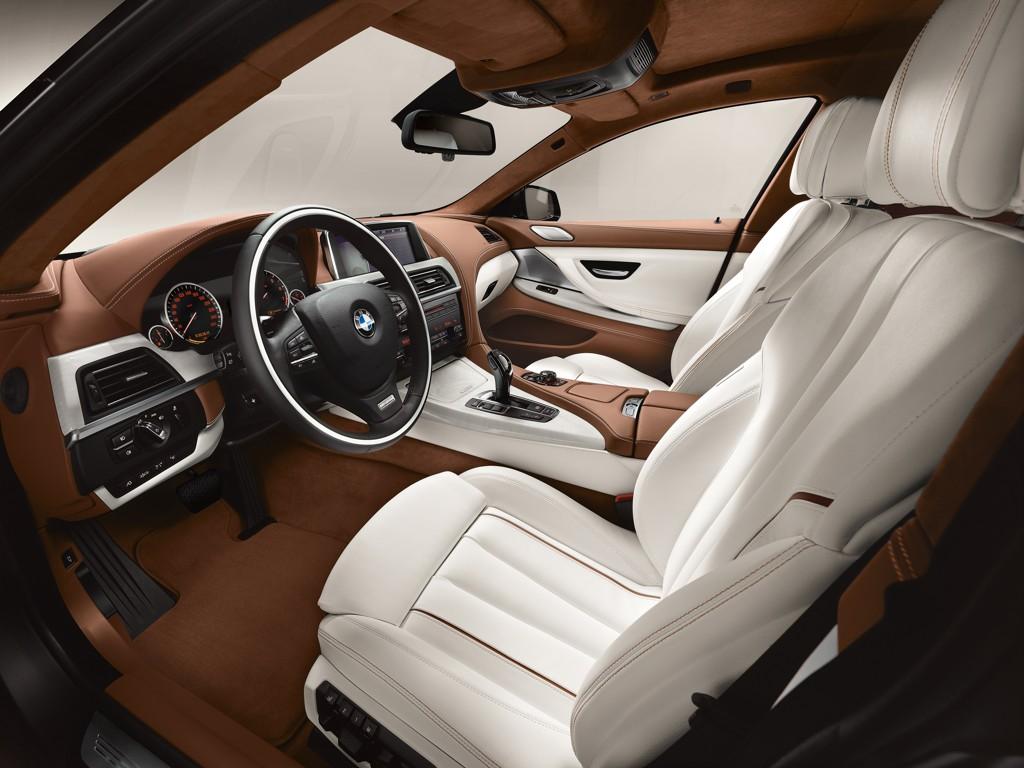 Automobily BMW 6 Gran Coupé 2011