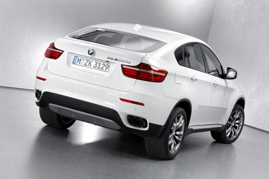 Automobily BMW M Performance 2012