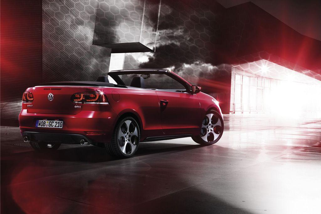 Automobily Volkswagen Golf GTI Cabrio
