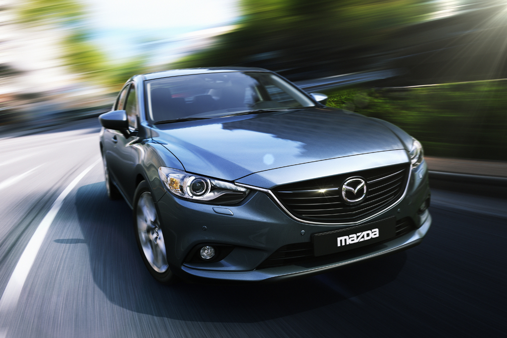 Automobily Mazda 6 2013