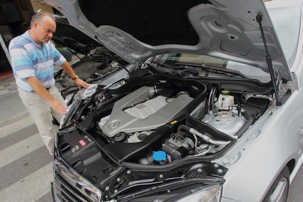 Automobily Mercedes-Benz E 63 AMG