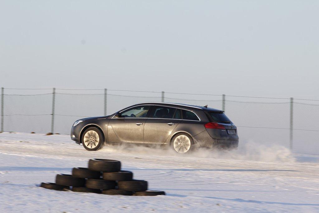 Události Kia Driving Experience Jihlava 2012