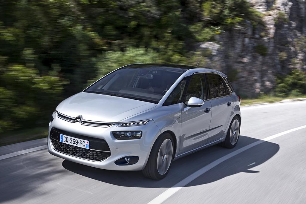 Automobily Citroën C4 Picasso 1.6 e-HDi