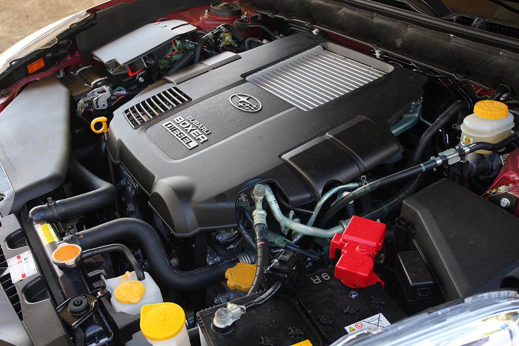 Automobily Subaru Outback 2.0D Lineartronic Executive