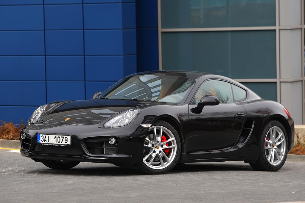 Automobily Porsche Cayman S PDK