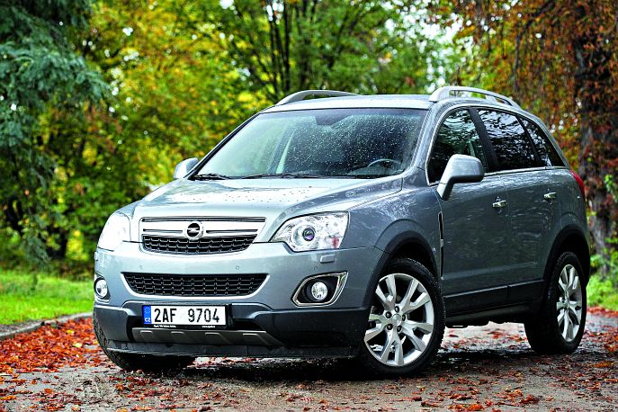 test opel antara 2 2 cdti at autohit. Black Bedroom Furniture Sets. Home Design Ideas