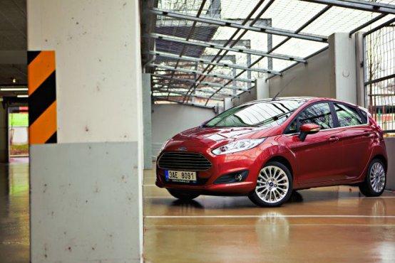 c275a64f308 Ford Fiesta 1.0 EcoBoost Titanium - Vyšší cena