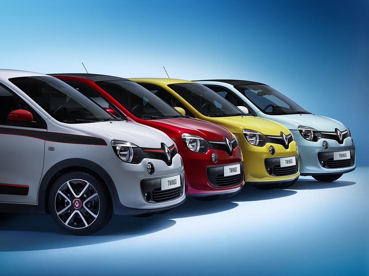 Malé, hravé, stylově vypadající auto - typicky silná parketa francouzských automobilek.