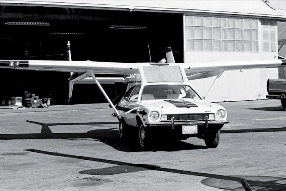 AVE Mizar (1973) vznikl nabázi Fordu Pinto, jeho konstruktér vněm bohužel zahynul.