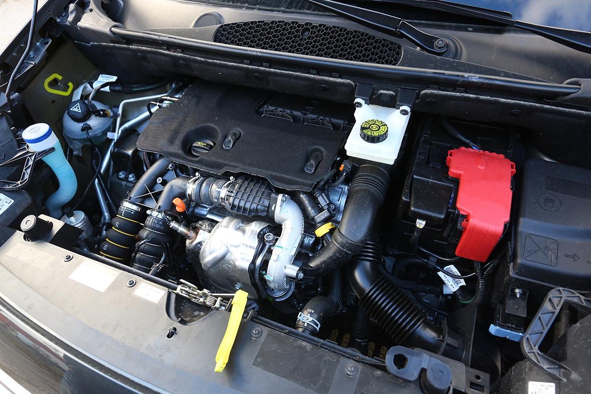 Motor 1.6 HDi dobře táhne abez větší snahy dokáže být úsporný.
