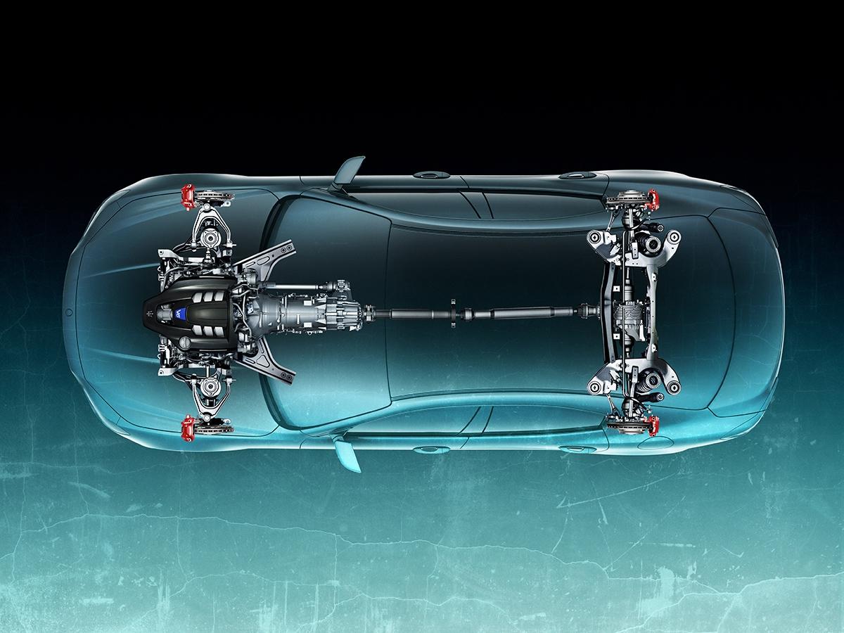 Maserati čtyřkolkou svým vozům příliš nepřitížilo.