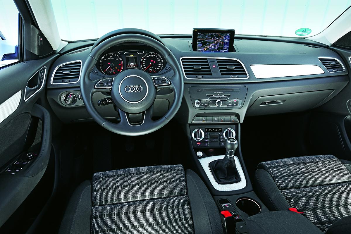 Audi ví, co mají zákazníci rádi. Zprémiových výrobců umí dělat interiéry nejlépe.