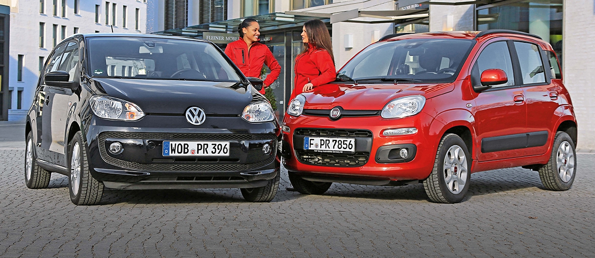 fiat panda 0 9 twinair cng vs vw up 1 0 cng autohit. Black Bedroom Furniture Sets. Home Design Ideas