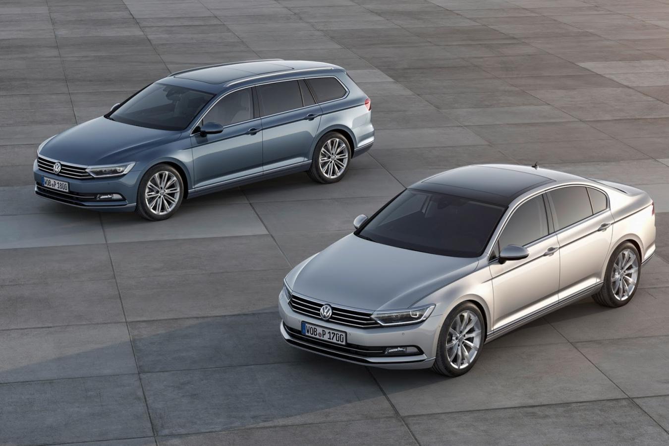 Volkswagen Passat a Passat Variant
