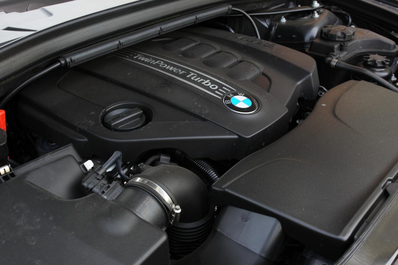 BMW X1 xDrive25d motor