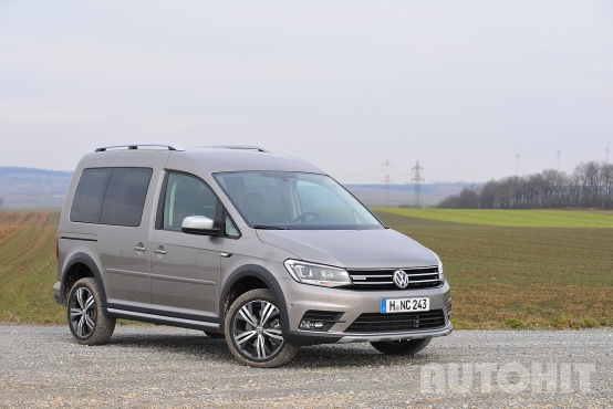 volkswagen caddy alltrack 2 0 tdi 4motion prvn j zdn. Black Bedroom Furniture Sets. Home Design Ideas