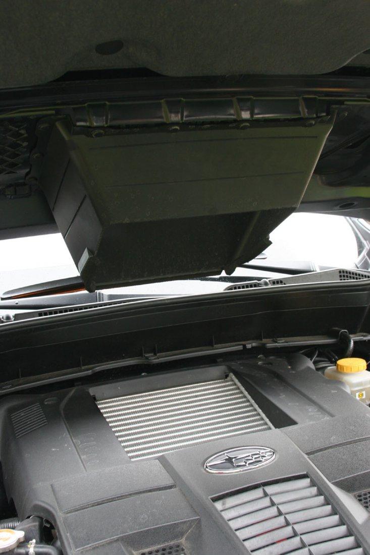 Subaru Forester 2.0 TD (2008) - fotogalerie