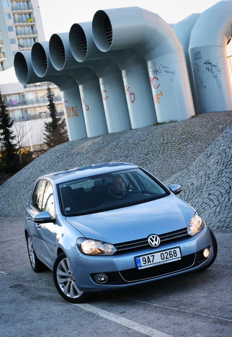 volkswagen golf 1 2 tsi 105 hp bluemotion 2008 fotogalerie. Black Bedroom Furniture Sets. Home Design Ideas