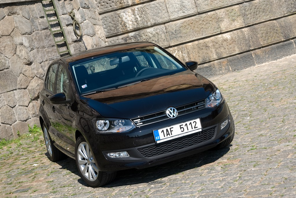 volkswagen polo 1 6 tdi 90 hp 2009 fotogalerie. Black Bedroom Furniture Sets. Home Design Ideas