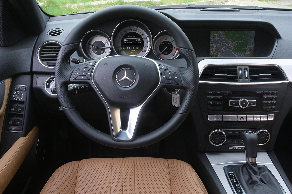 Mercedes-Benz C Kombi 250 CDI 4MATIC BlueEFFICIENCY (2011)
