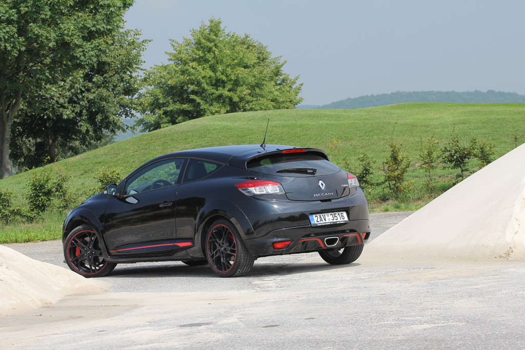 Renault Megane RS: Hot-king