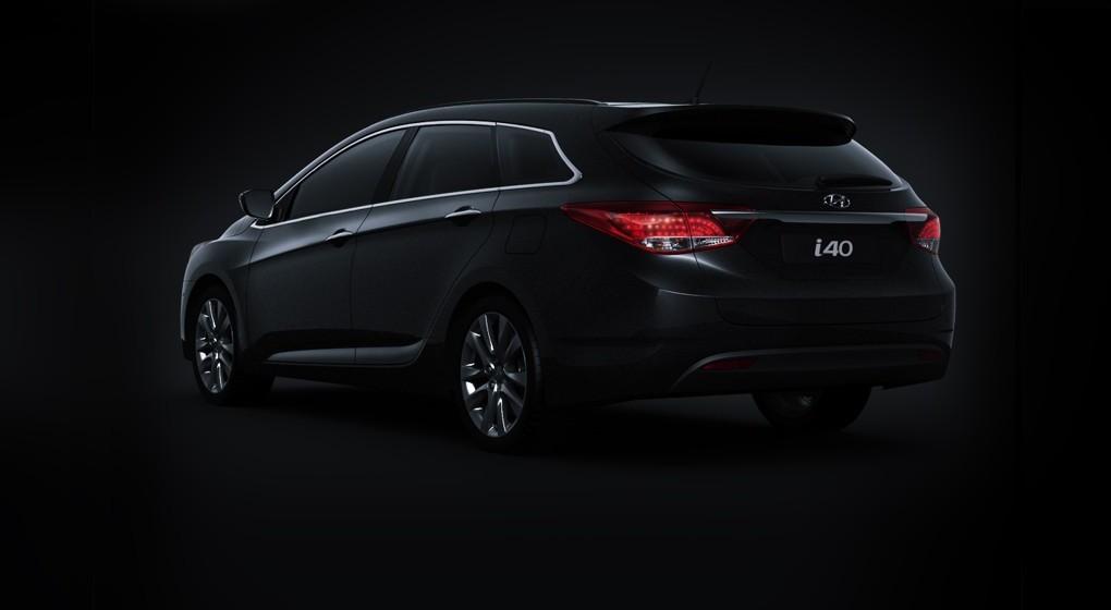 Hyundai I40 Kombi 1 7 Crdi 116 Hp Fotogalerie