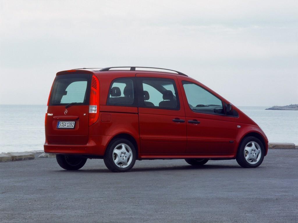 Mercedes benz vaneo 1 7 cdi 2002 autohit for Benz sport katalog